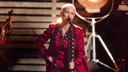 Annie Lennox in Concert Slideshow