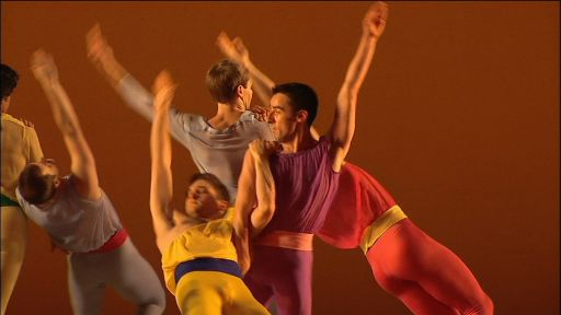 Mark Morris L'Allegro dance