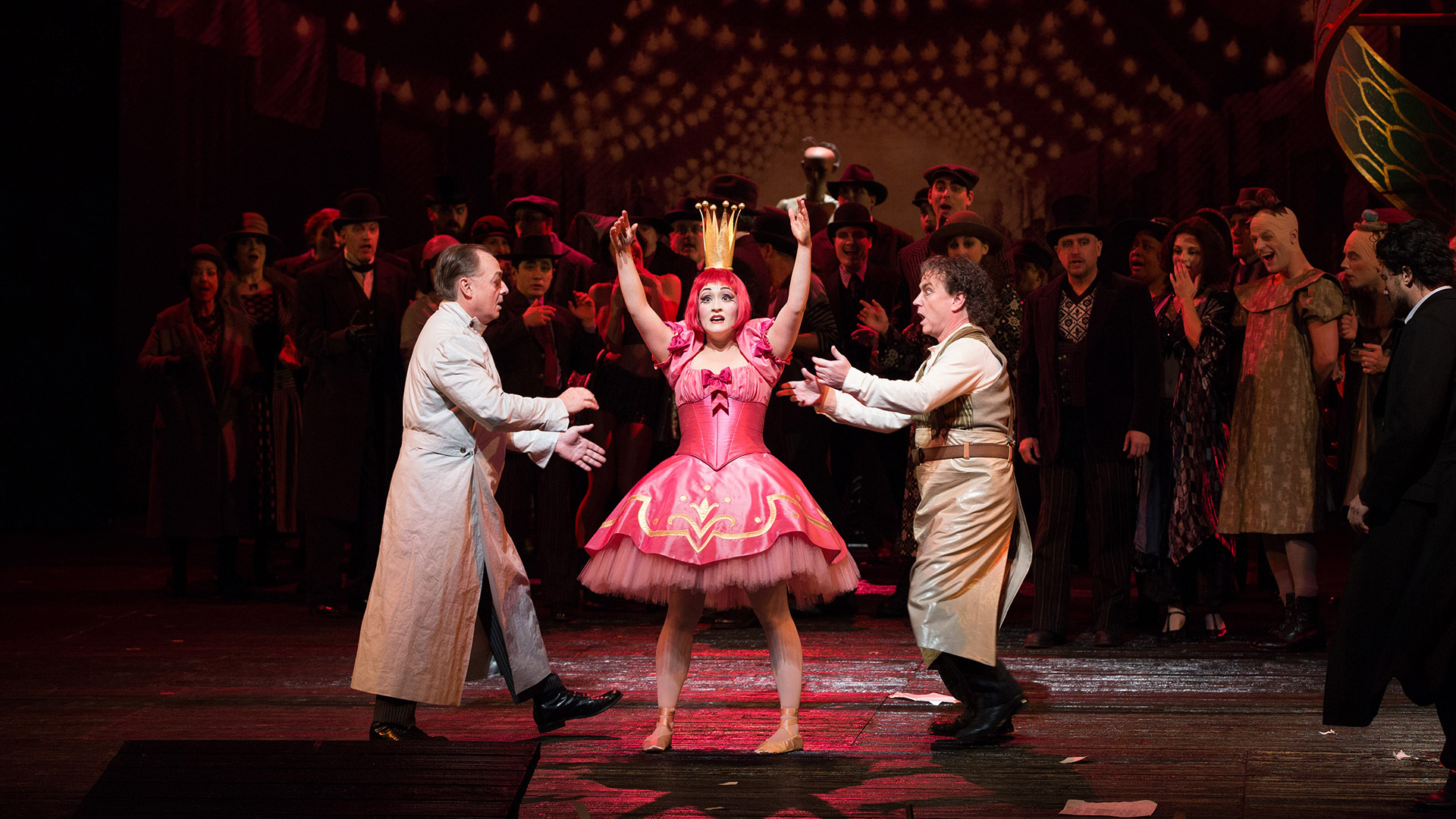 tales of hoffman natalie dessay Jacques offenbach - des contes d'hoffmann opera in five acts conceived by the opera de lyon adaptation based on michael kaye's.