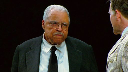 James Earl Jones in Driving Miss Daisy
