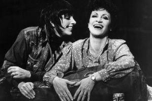 Liza Minnelli (l.), Chita Rivera (r.) in The Rink, 1984. Photo: Ken Howard