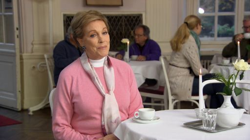 Julie Andrews in Vienna Lusthaus