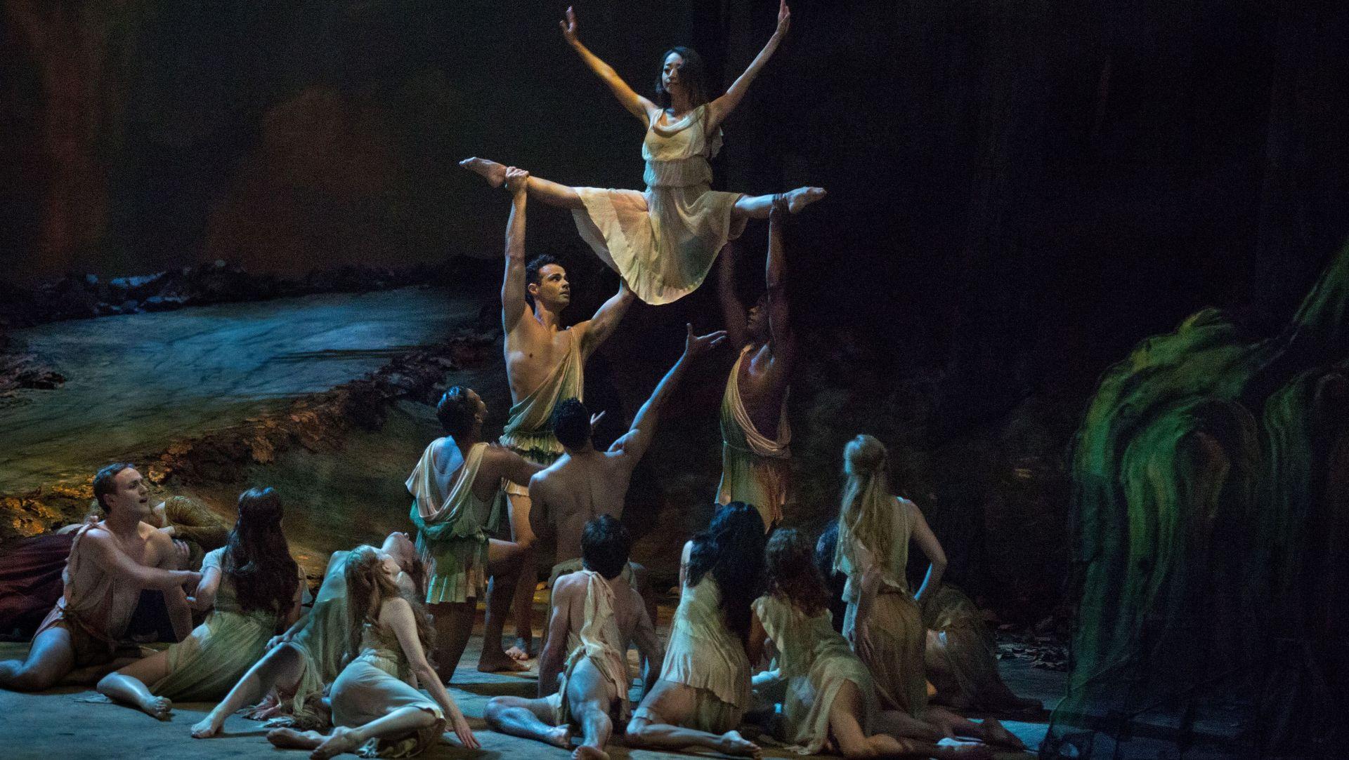 Ballet scene from Wagner's Tannhäuser