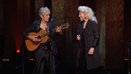 Joan Baez 75th Birthday Celebration -- Joan Baez and Judy Collins Sing 'Diamonds and Rust'