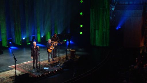 Joan Baez 75th Birthday Celebration -- Joan Baez and Paul Simon Sing 'The Boxer'