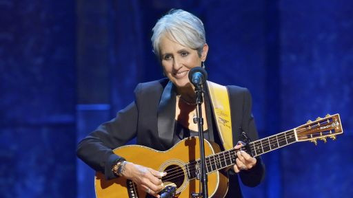 Joan Baez 75th Birthday Celebration -- Joan Baez Sings 'Forever Young'
