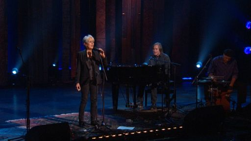 Joan Baez and Jackson Browne Sing 'Before The Deluge'