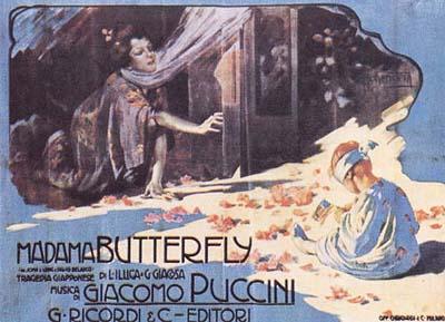 Original 1904 poster by Adolfo Hohenstein