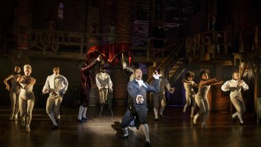 Press reaction to 'Hamilton: An American Musical'