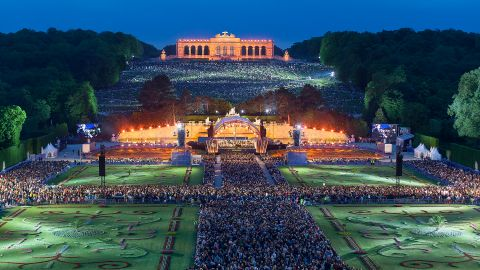 Vienna Philharmonic Summer Night Concert 2016