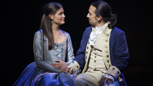 Hamilton's America -- Phillipa Soo on Eliza Schuyler