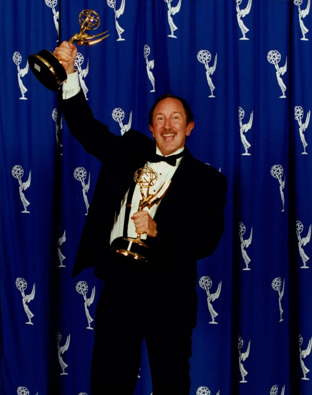 Glenn DuBose - Emmy Awards 1996