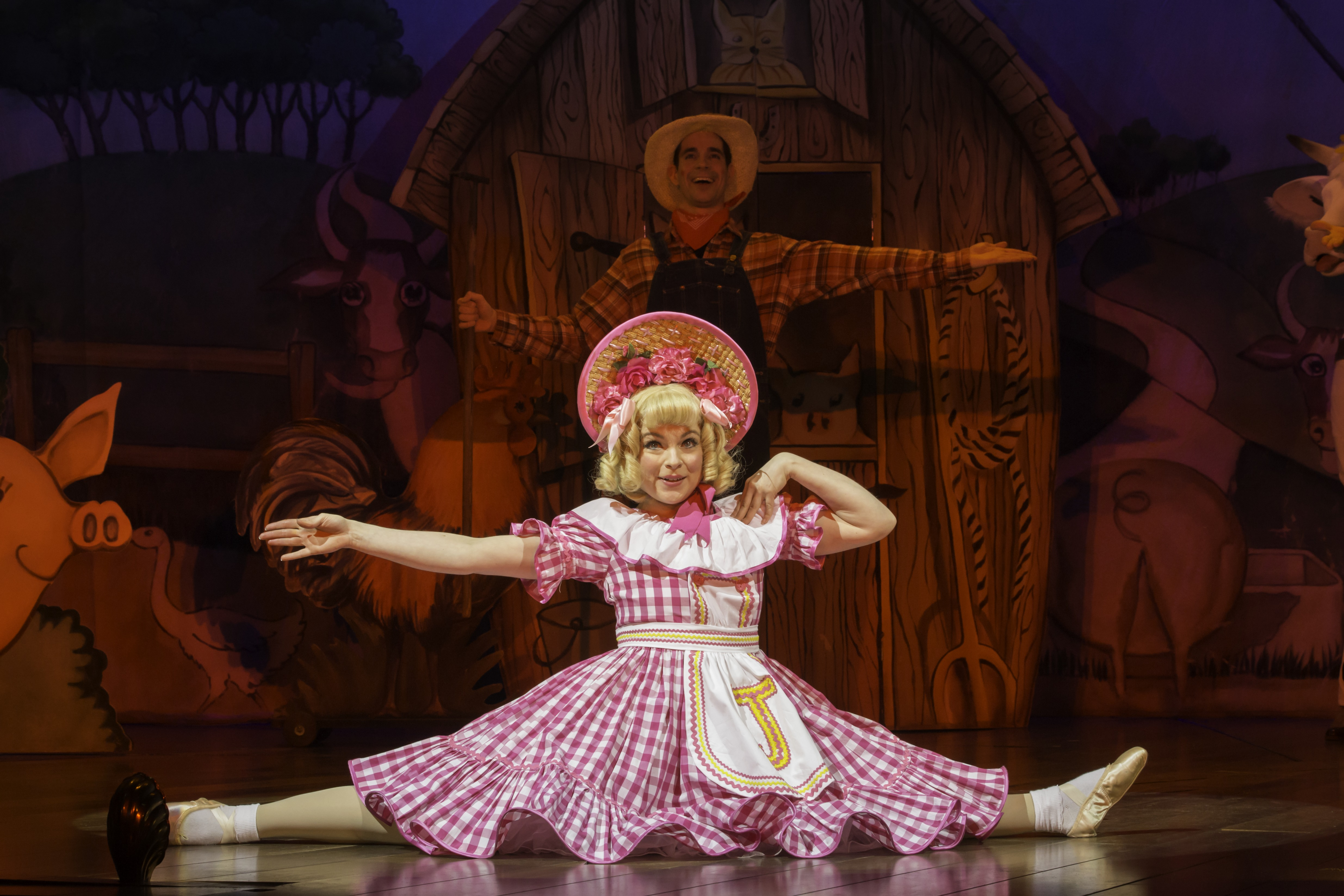 gypsy about the musical great performances pbs