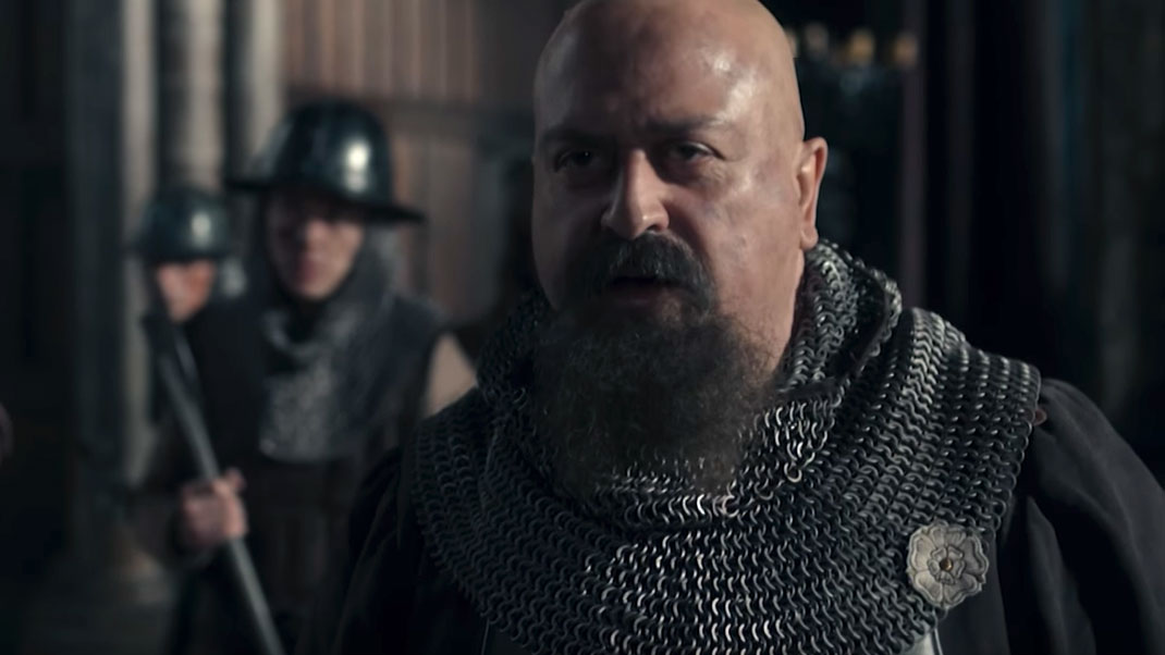 The Hollow Crown The Wars Of The Roses Cast Interview Stanley Townsend As Warwick Great Performances Pbs