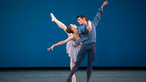 New York City Ballet Symphony in C