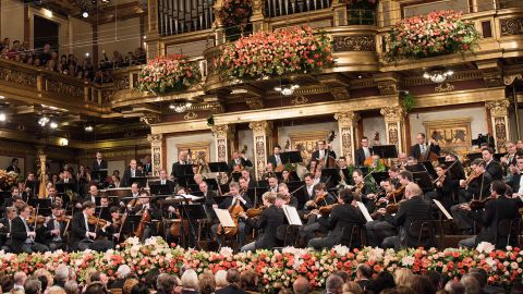 From Vienna – The New Year's Celebration 2017