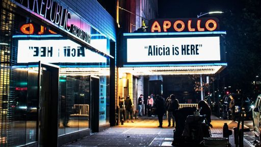 Alicia Keys - Landmarks Live in Concert Full Episode -- Alicia Keys on The Apollo Theater