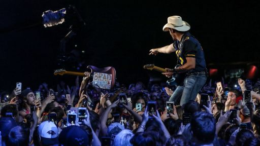 Brad Paisley – Landmarks Live in Concert Full Episode -- Country Nation | Brad Paisley at WVU