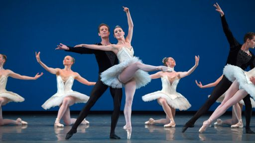 New York City Ballet Symphony in C - Full Episode -- Symphony in C - NYC Ballet Symphony in C