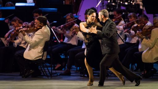 Dudamel Conducts Tangos Under the Stars - Full Episode -- Libertango | Dudamel Conducts Tangos Under the Stars