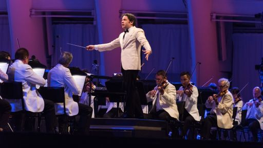 Dudamel Conducts Tangos Under the Stars - Full Episode -- Adios nonino | Dudamel Conducts Tangos Under The Stars