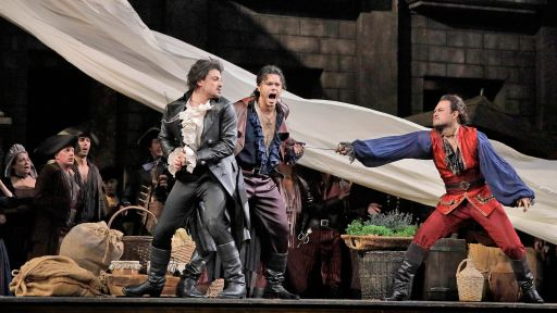 GP at The Met: Romeo et Juliette -- The Fight