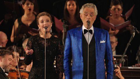 Andrea Bocelli – Landmarks Live in Concert
