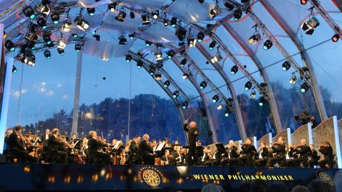 Vienna Philharmonic Summer Night Concert 2017
