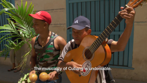 Havana Time Machine -- Music Education in Cuba: After the Revolution