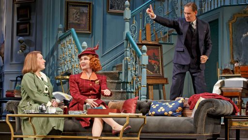 Present Laughter and the Best Backstage Dramas