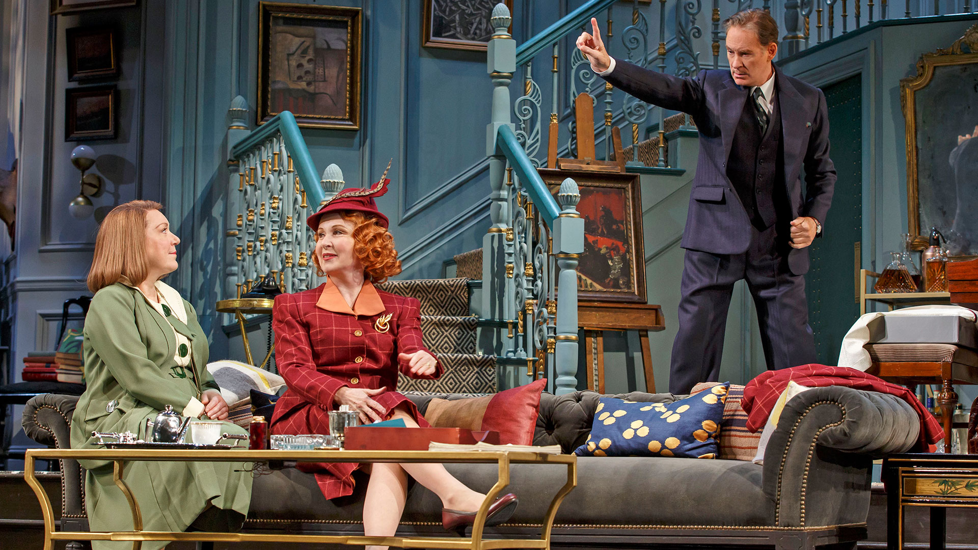 The Play Present Laughter and the Best Backstage Dramas