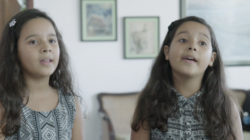 Havana Time Machine -- Music Education in Cuba: Gavilan Twins