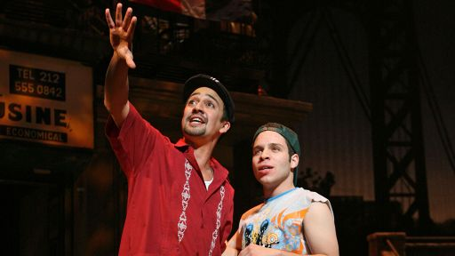 Clip |  Lin-Manuel Miranda on Writing In The Heights