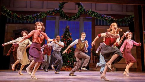 Irving Berlin's Holiday Inn – The Broadway Musical
