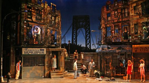 In The Heights: Chasing Broadway Dreams