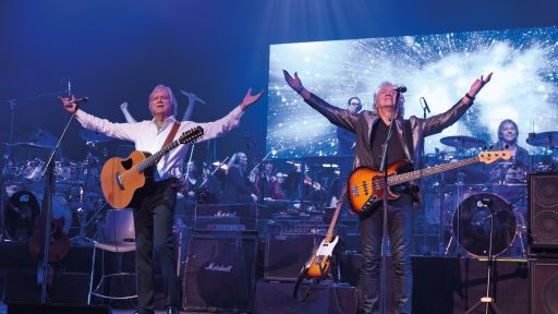 About The Moody Blues: Days Of Future Passed Live