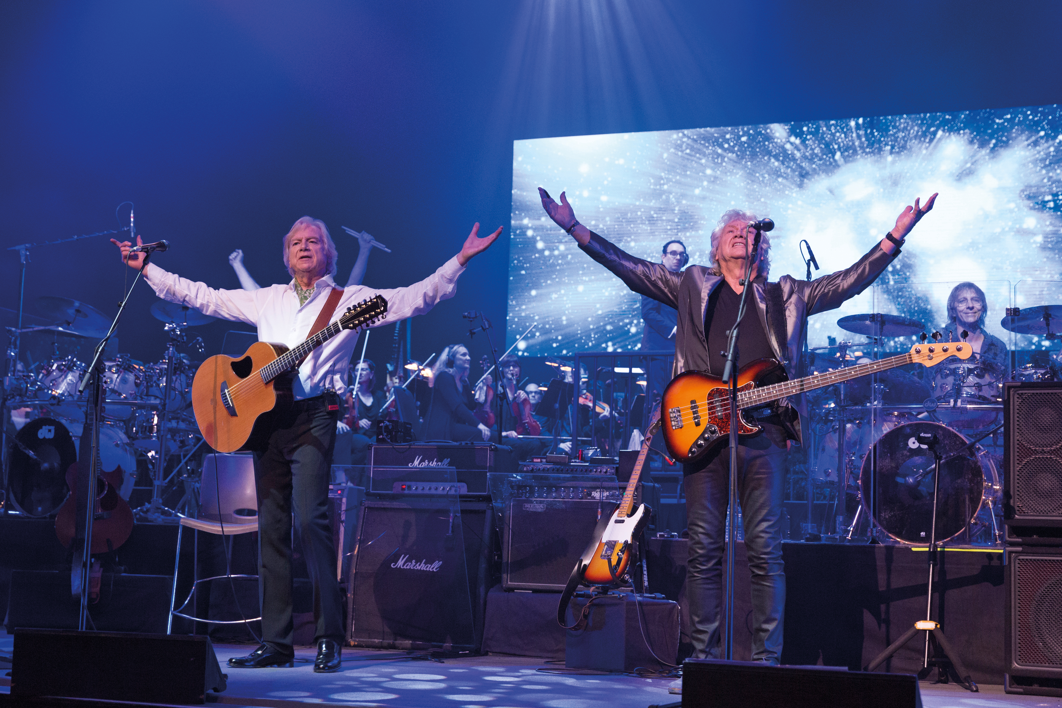 Days Of Future Past Moody Blues Tour