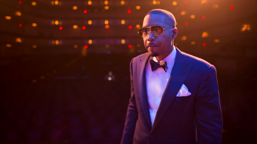 Nas on Performing at the Kennedy Center