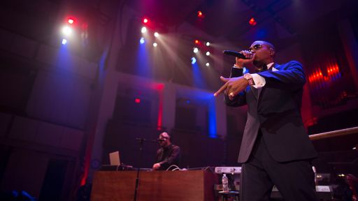 "Nas Live From the Kennedy Center: Classical Hip-Hop -- Nas Performs ""One Love"" with the National Symphony Orchestra"