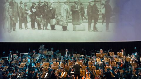 """Ellis Island: The Dream of America"" with Pacific Symphony"