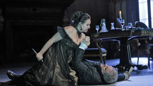 GP at the Met: Tosca