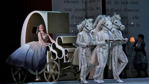 GP at the Met: Cendrillon