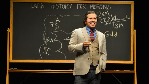 John Leguizamo's Road to Broadway -- John Leguizamo's Road to Broadway Preview