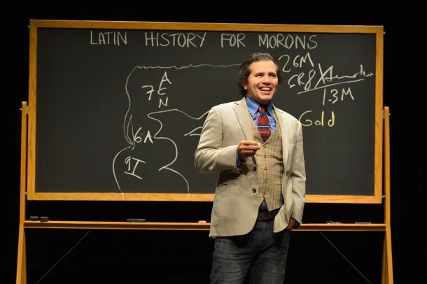 John Leguizamo's Road to Broadway | About the Film | Great Performances | PBS