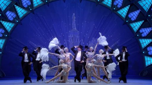 "An American In Paris The Musical -- ""I'll Build A Stairway to Paradise"""
