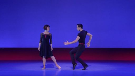 An American In Paris The Musical -- Ballet Pas De Deux excerpt