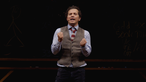 John Leguizamo's Road to Broadway -- Thanksgiving from Latin History for Morons