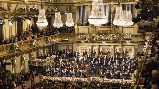From Vienna: The New Year's Celebration 2019