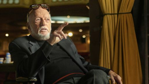 Clip |  Harold Prince on Rehearsals