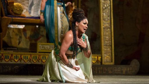 GP at the Met: Aida -- Aida Preview